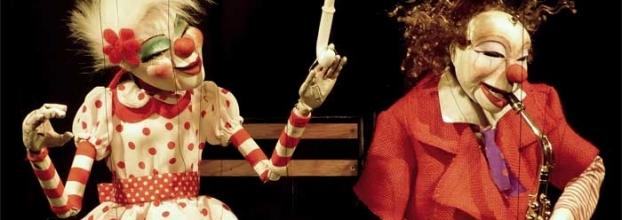 Ei! MARIONETAS 2018 Circus | ESPETÁCULO DE MARIONETAS