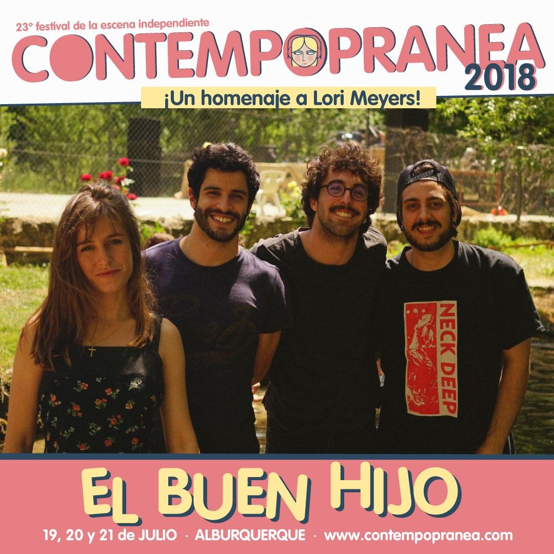 EL BUEN HIJO // Escenario PASEO DE LAS LADERAS