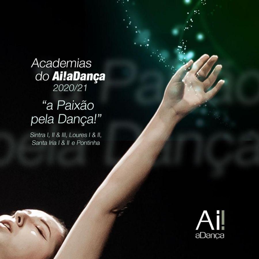Rentrée Ai!aDança de Sintra para a época 2020   2021
