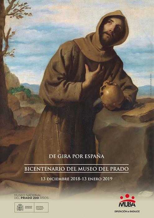 Exposición 'De gira por España'. Bicentenario del Museo del Prado | MUBA