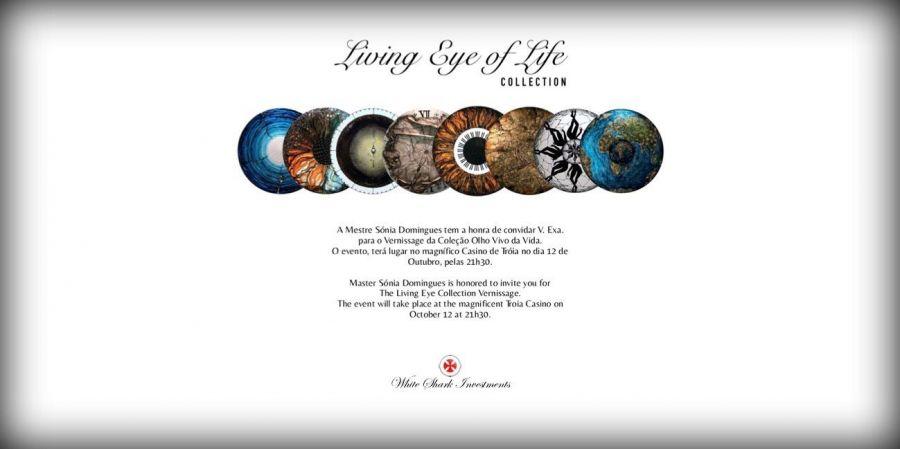 Vernissage Coleção Olho Vivo da Vida - Mestre Sónia Domingues
