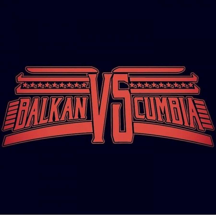 Balkan vs. Cumbia Party e concerto de banda chilena Insultanes