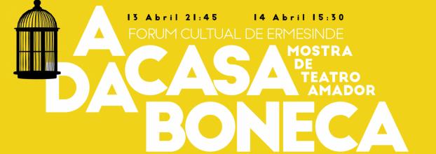 A CASA DA BONECA | Teatro