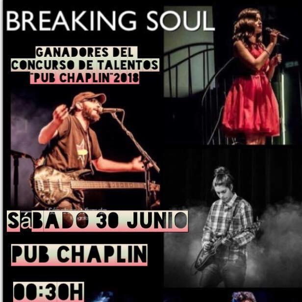 Concierto Breaking Soul