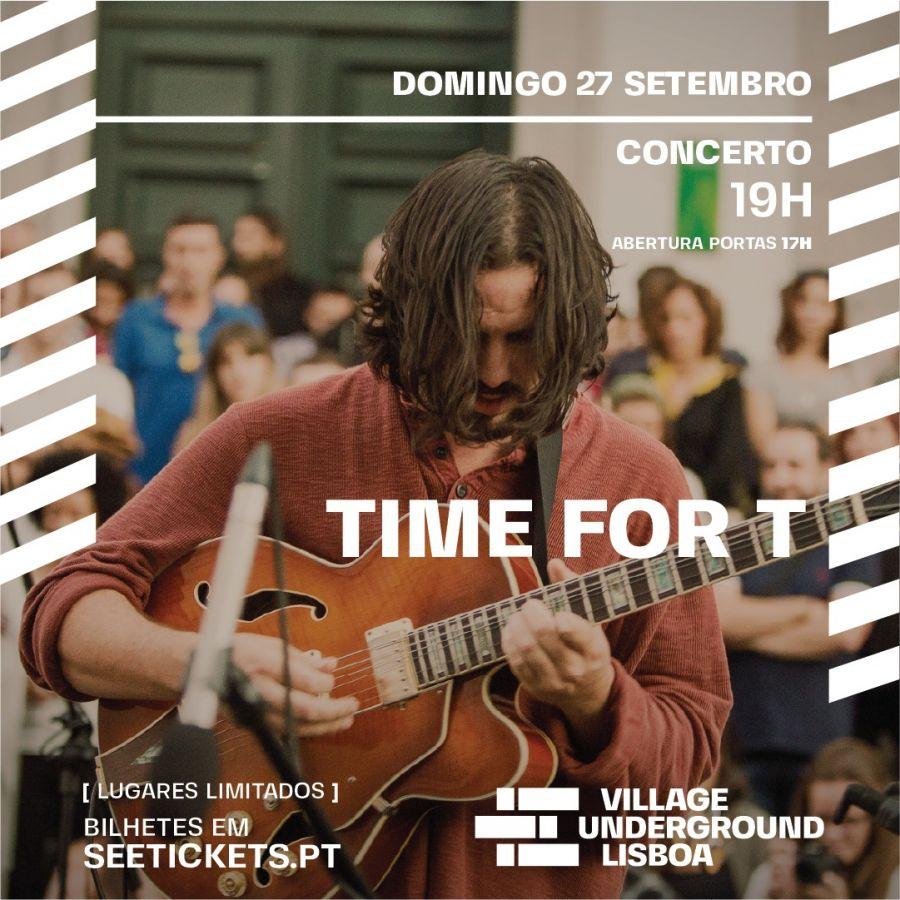 Time for T - Encerramento da 9ª semana do Empreendedorismo de Lisboa