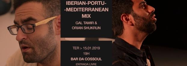 Iberian-Portu-Mediterranean Mix