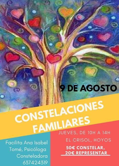 Constelaciones familiares || El Crisol de Gata || Hoyos