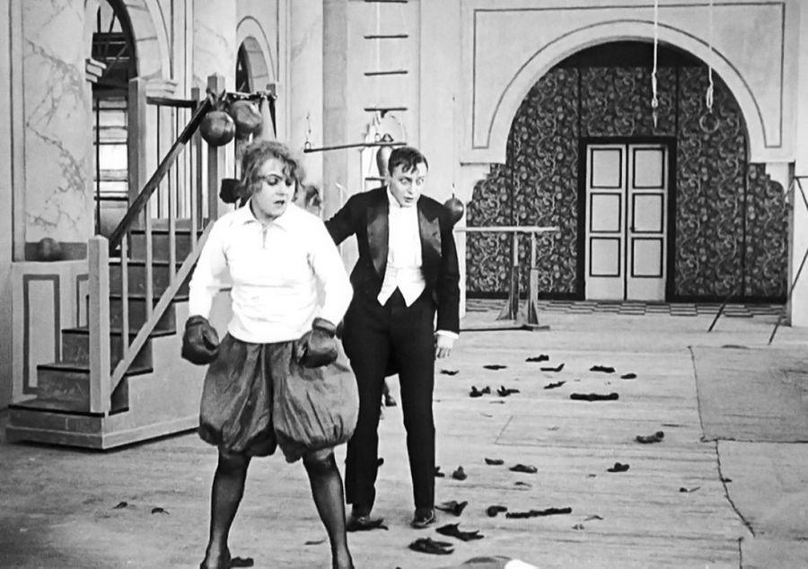 Cine-concerto 'A princesa das ostras'