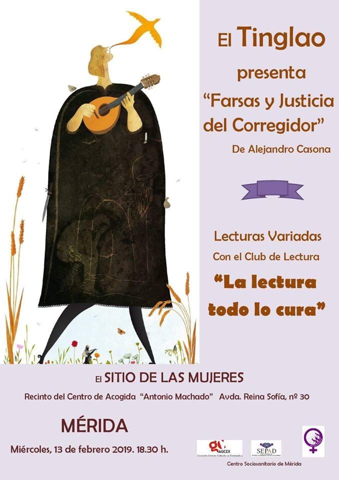 'Farsas y Justicia del Corregidor', de Alejandro Casona