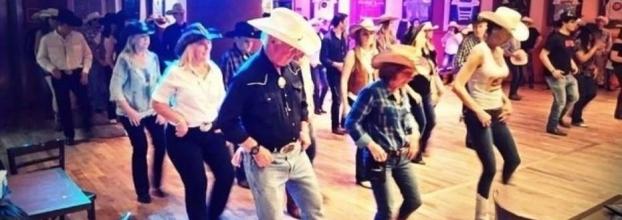XXIII Festival Internacional Folk Plasencia: Taller de baile country