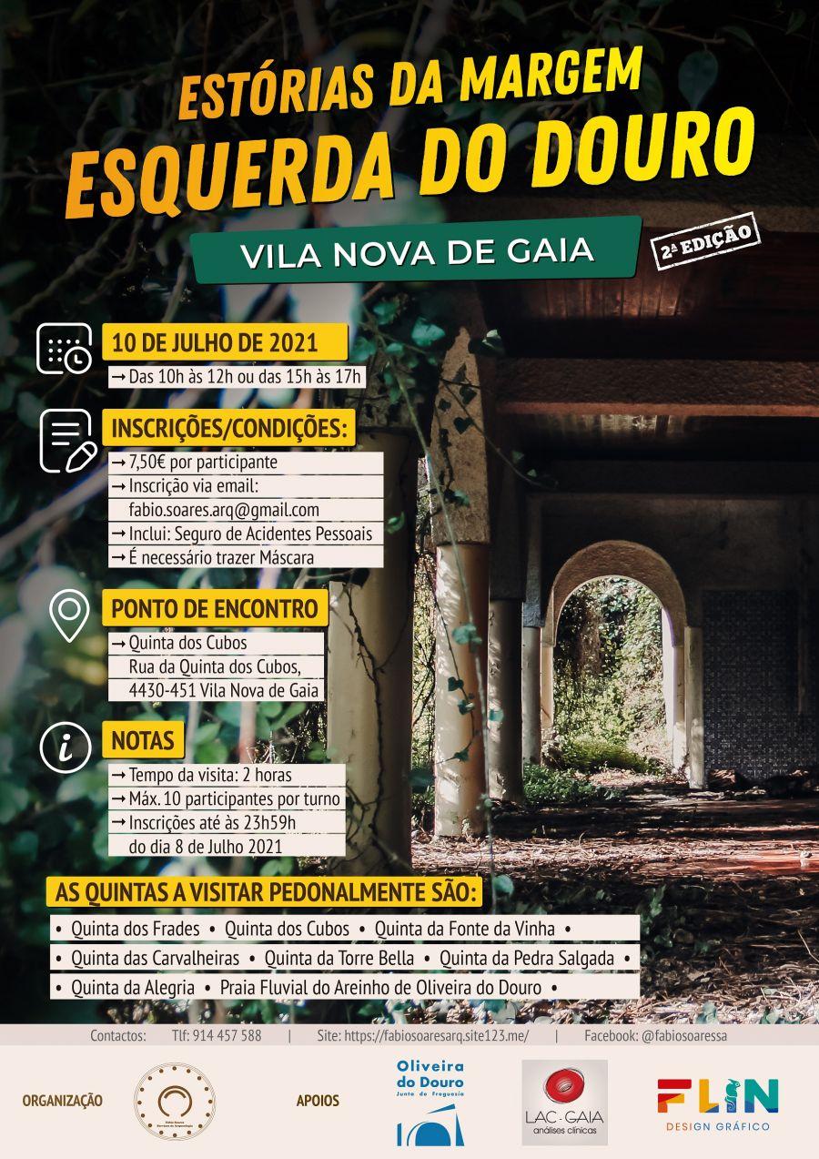 Estórias da margem esquerda do Douro - 2ª Edição