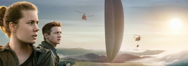 CineUCR: Arrival. Denis Villeneuve. EEUU. 2016
