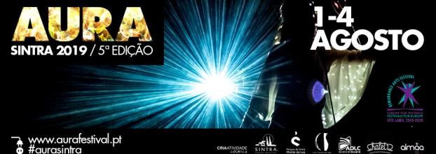 Aura Festival - Festa Internacional da Arte da Luz