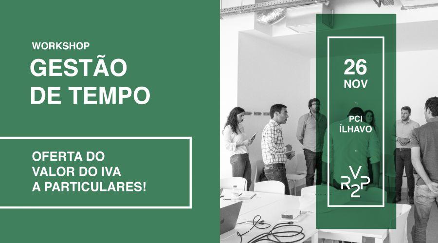 Workshop Gestão de Tempo