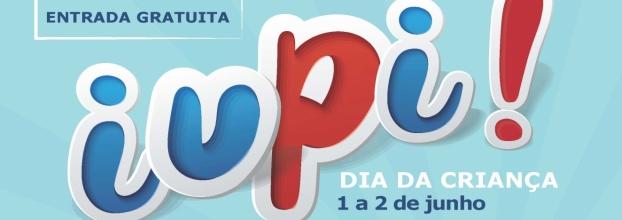 Eles dizem 'Iupi!', nós dizemos 'Festival', no Dia da Criança do MAR Shopping Matosinhos