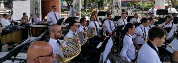 Concierto Especial. Banda de Conciertos de San José
