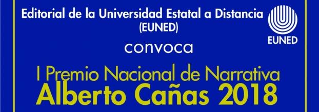 I Premio Nacional de Narrativa Alberto Cañas