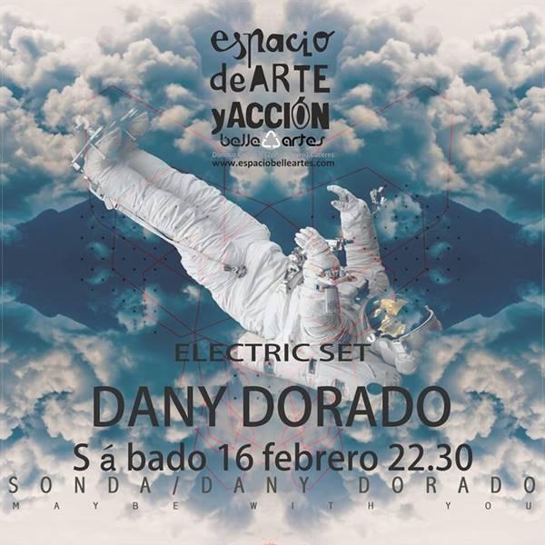 Dany Dorado - Electric Set | Espacio de Arte y Acción Belleartes