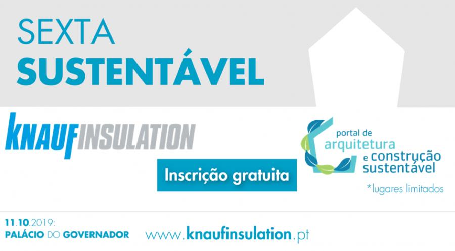 SEXTA SUSTENTÁVEL | KNAUF INSULATION