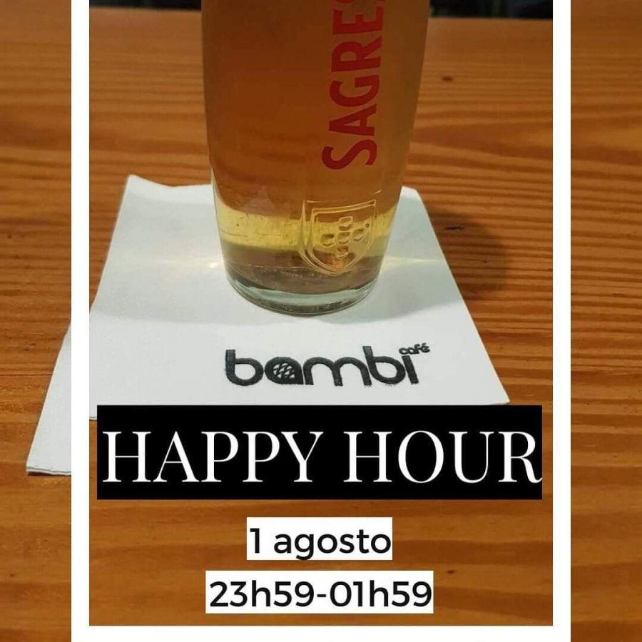 Happy Hour | Bambi Café