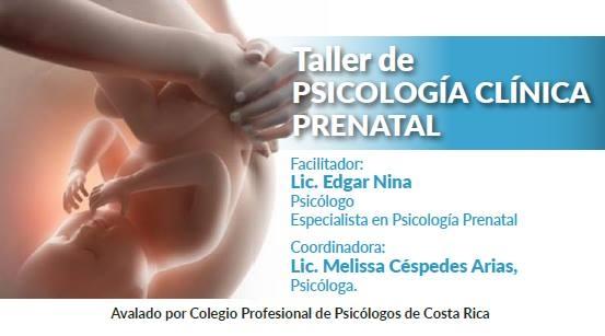 Taller Psicología Prenatal
