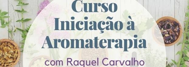 Curso Iniciação à Aromaterapia