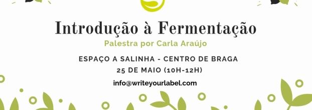 Palestra de Introdução à fermentação