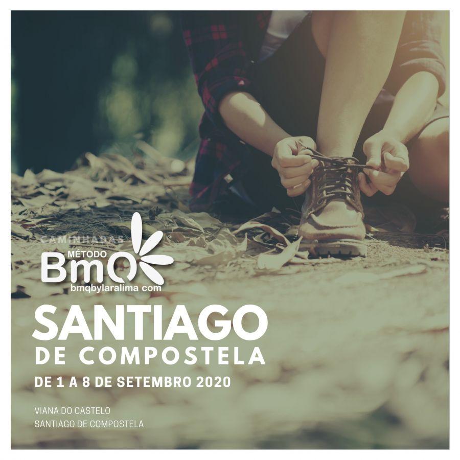 Santiago de Compostela Experience BmQ 2020 Caminho Português da Costa