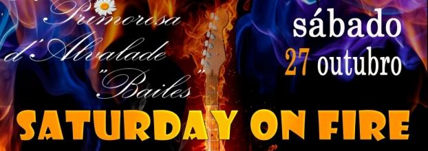 Primorosa de Alvalade - Saturday On Fire - Backup & Jay Lion