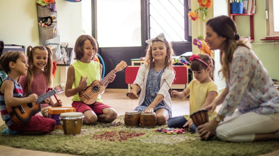 Curso: Pré-Iniciação Musical (3 aos 6 anos)