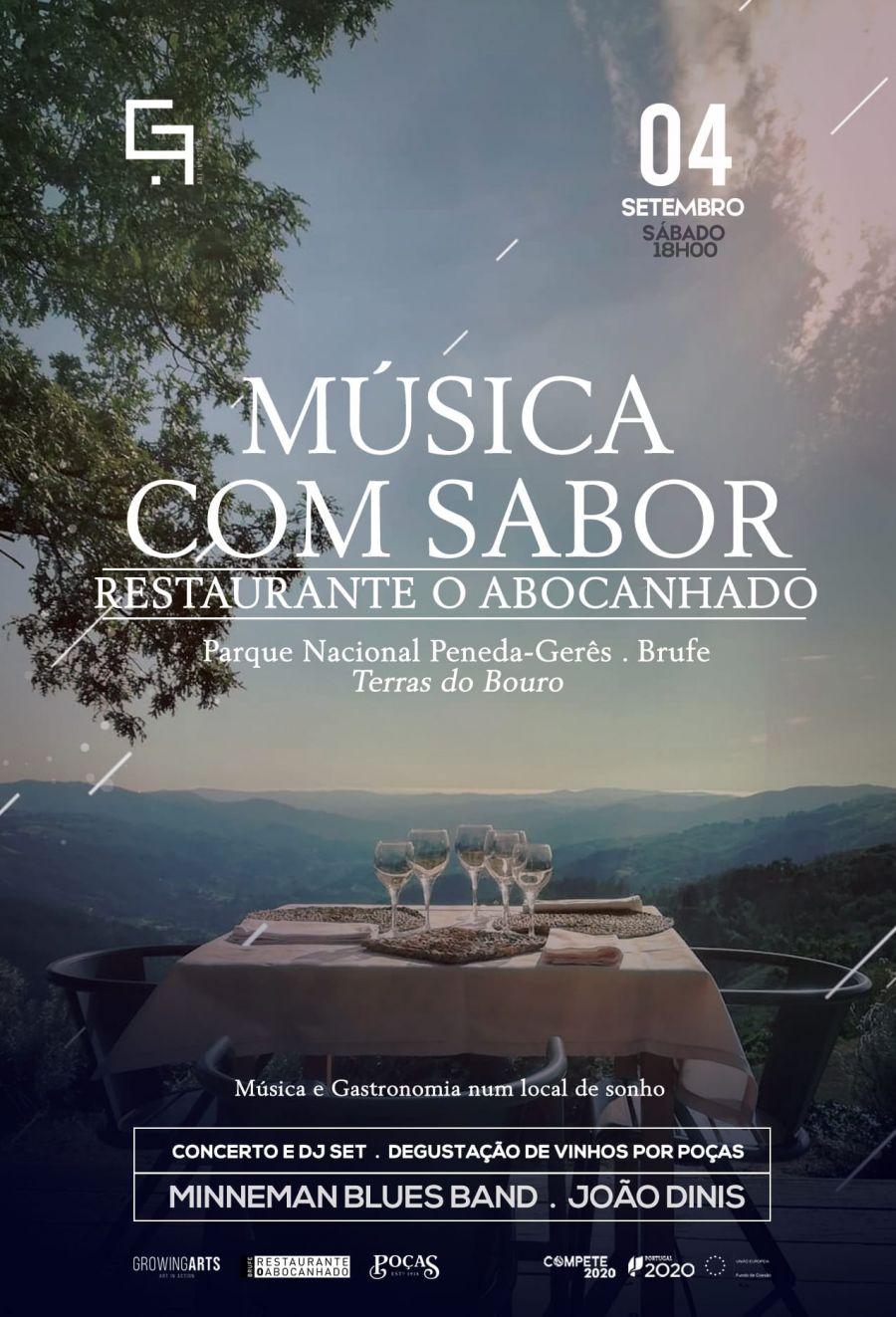 Música com Sabor