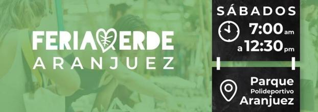 Feria verde. Aranjuez. Artesanías, gastronomía y más