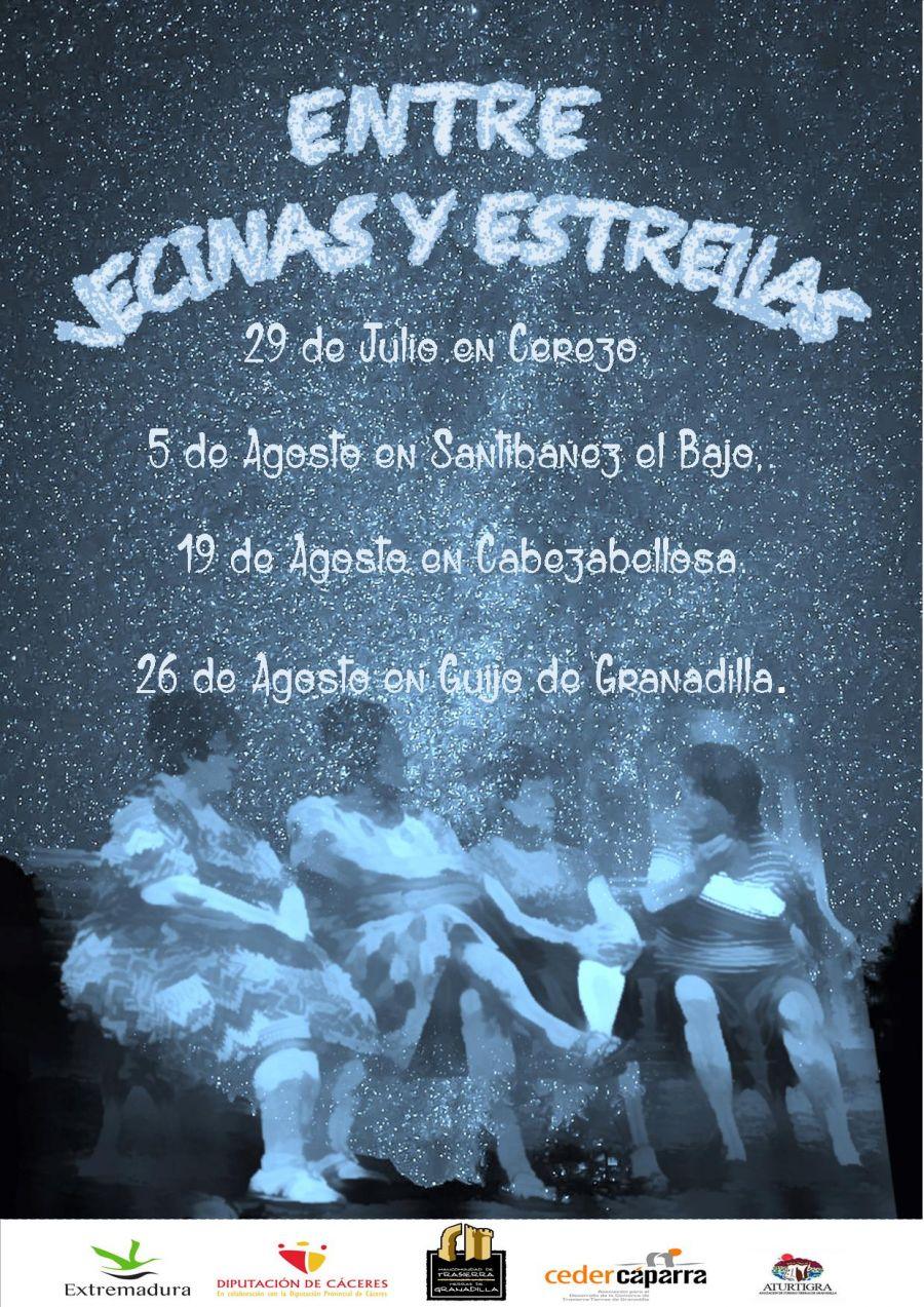 'ENTRE VECINAS Y ESTRELLAS'