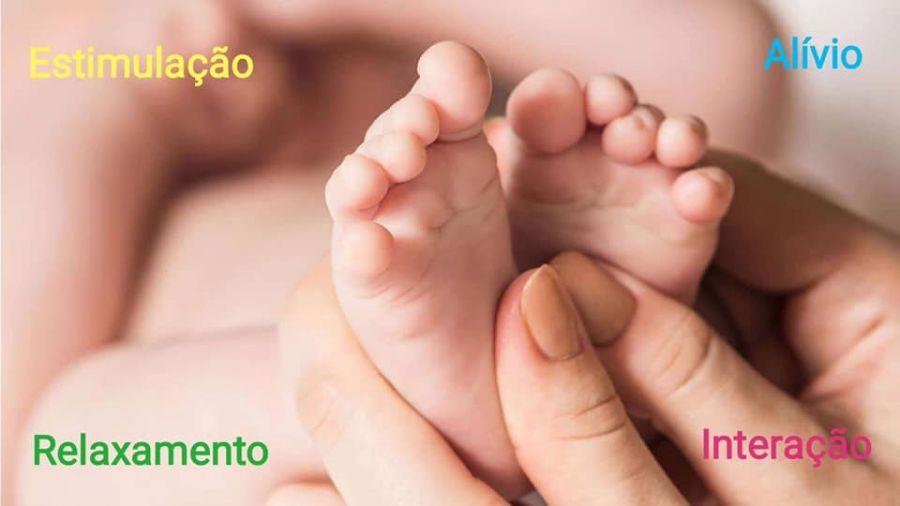 Curso de Massagem para Bebés
