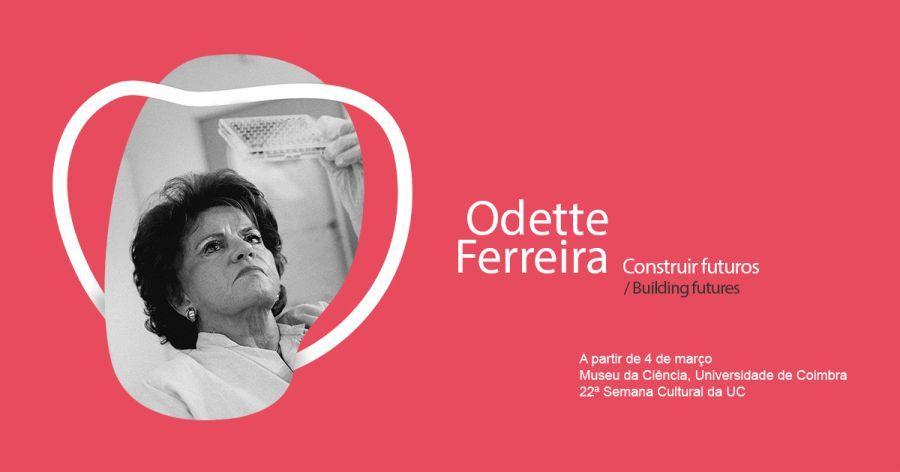 Odette Ferreira homenageada em Coimbra