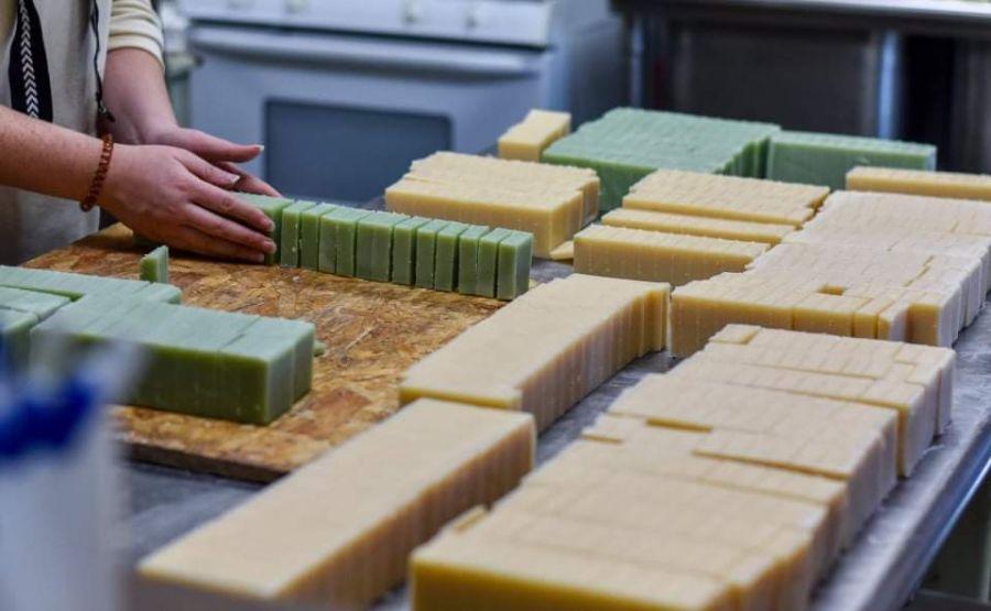 Workshop sabonetes artesanais