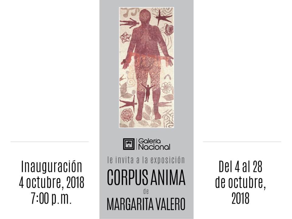 Corpus anima. Margarita Valero. Arte textil