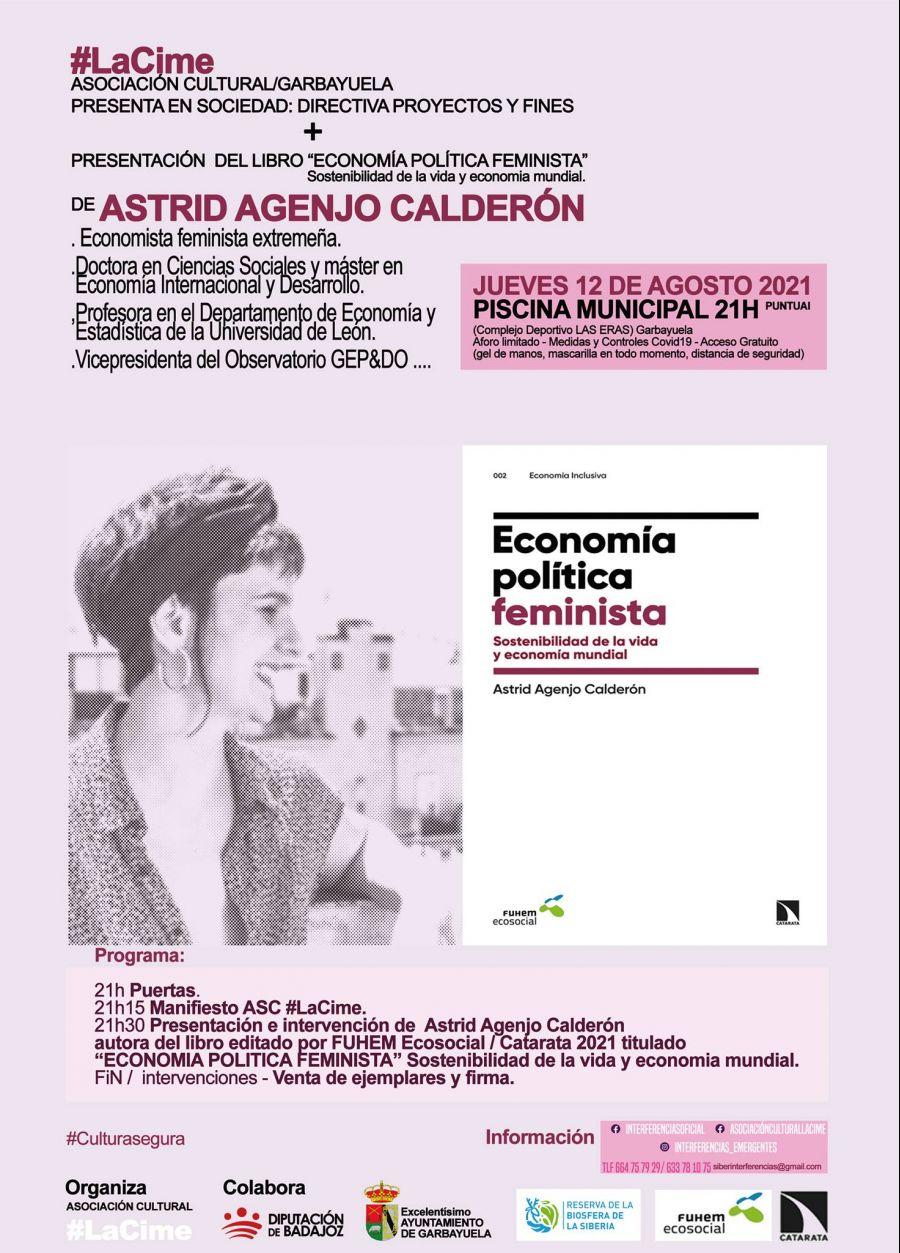 Eco Ensayo 0.0 - Economía Política Feminista/ sostenibilidad de la vida y economía mundial
