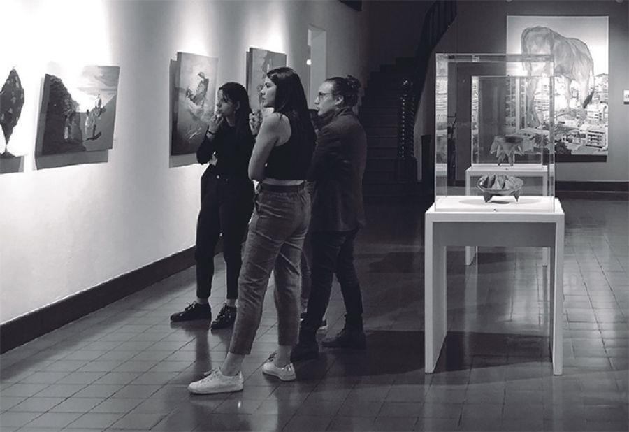 Actualización profesional para artistas visuales. Matrícula abierta