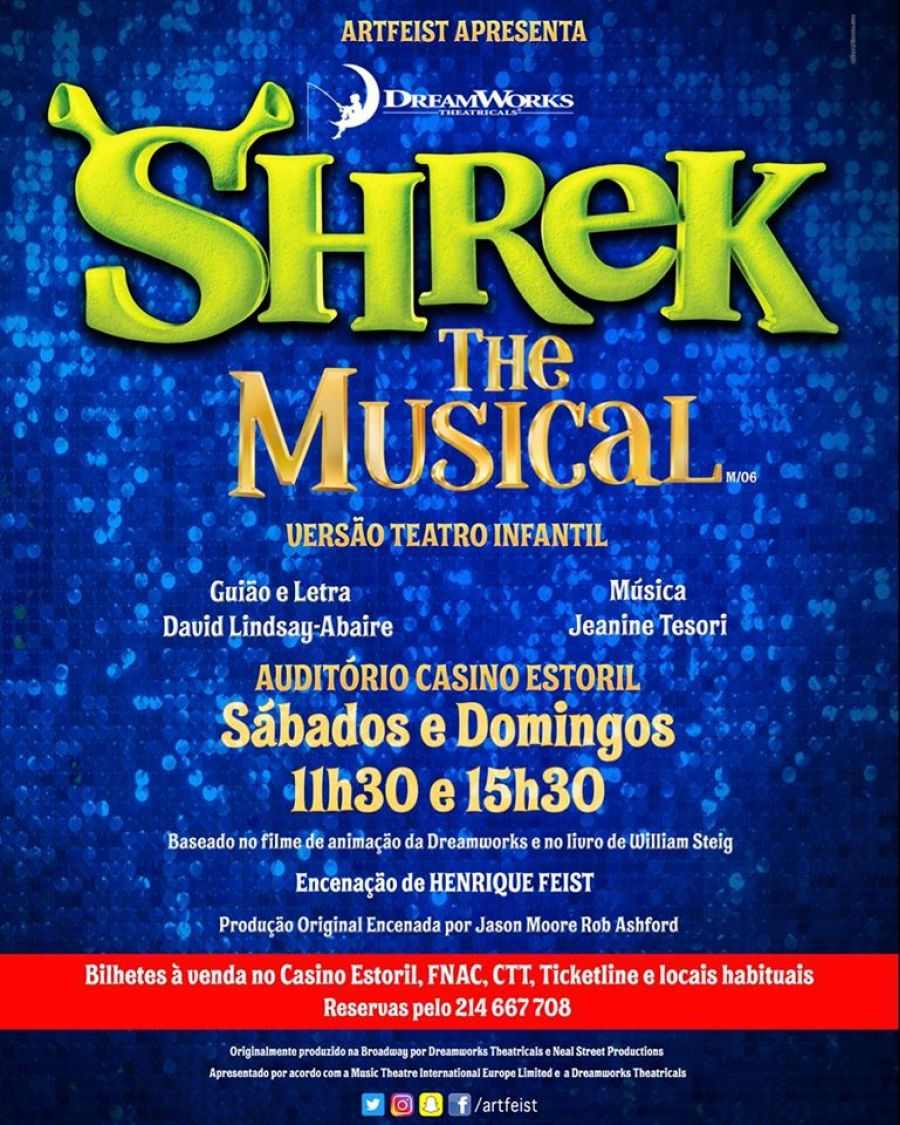 Shrek O Musical