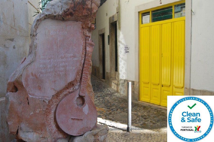 Roteiro tradições, história e culturas no Bairro da Mouraria