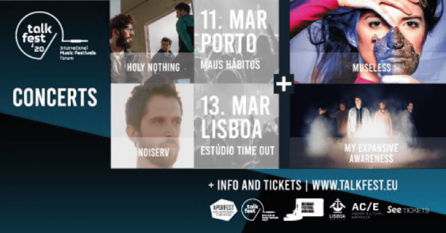 Talkfest'20 - Concerts