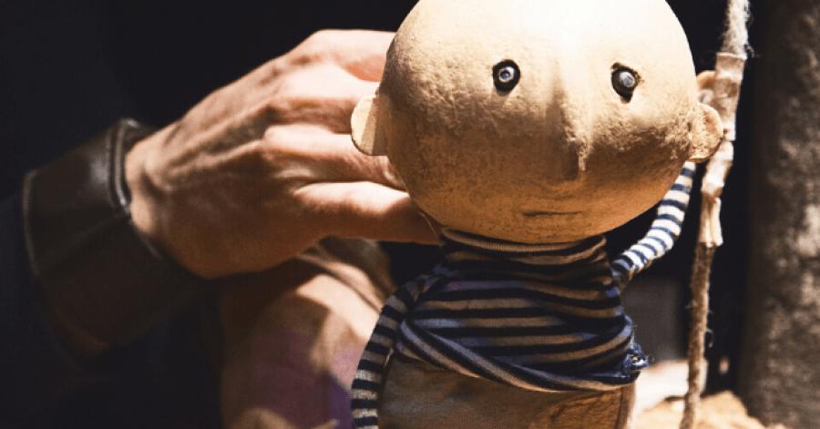 Mês do Teatro • Teatro de Marionetas • m/3 - Ninho