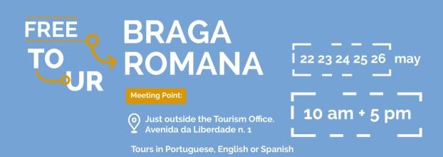 Free Walking Tour Braga - Braga Romana'19