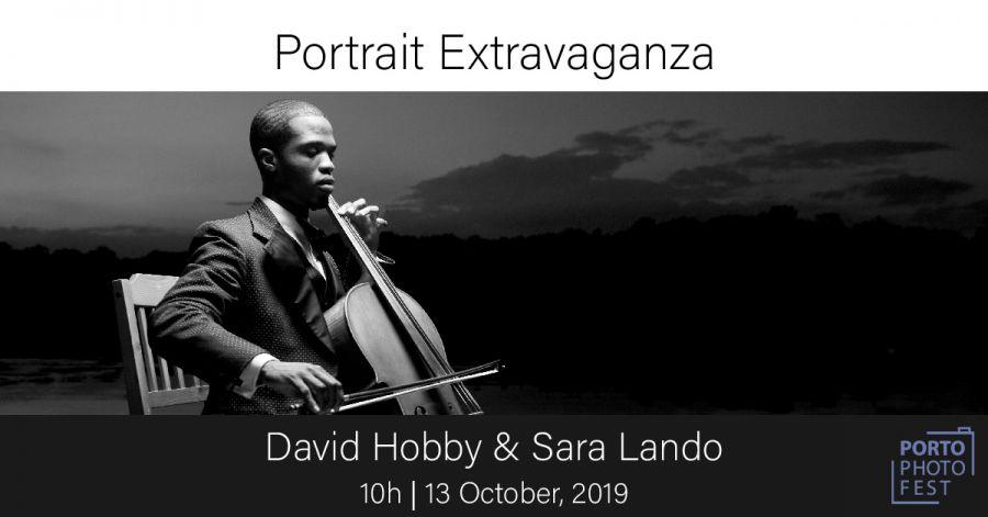 David Hobby & Sara Lando: The Portrait Extravaganza