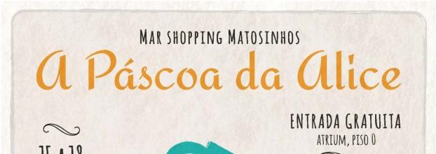 MAR Shopping Matosinhos torna-se num país das maravilhas imaginado por Alice