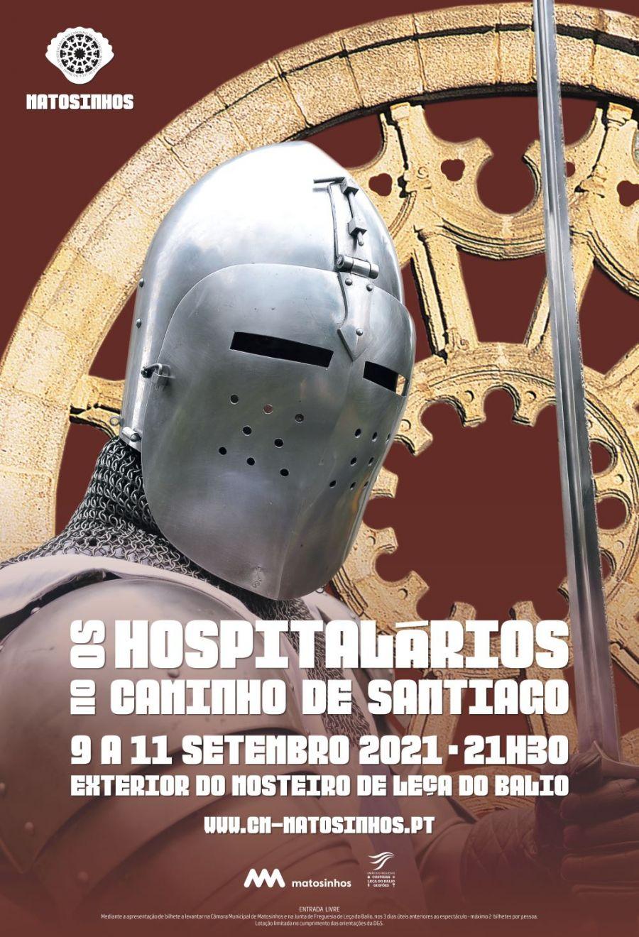 'Hospitalários no Caminho de Santiago'