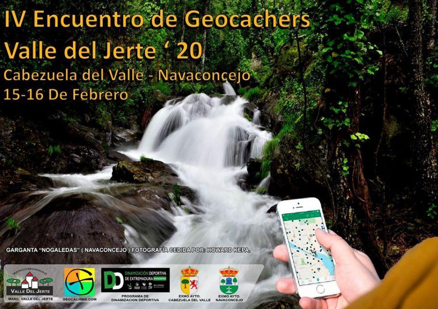 IV Encuentro de Geocachers Valle del Jerte