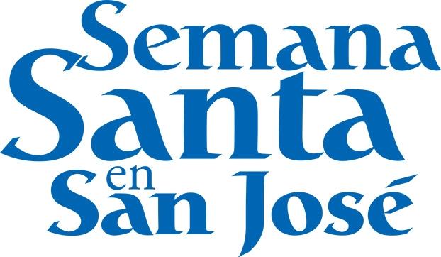 Procesión con la Virgen de La Soledad y San Juan