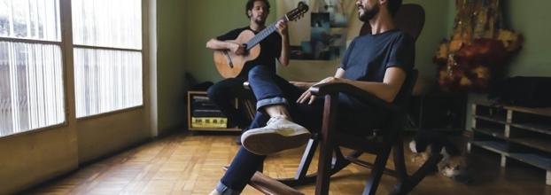 Sons da Cidade   Pedro Iaco & Manuel Linhares